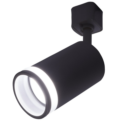 Трековый светильник Feron AL161 GU10 black