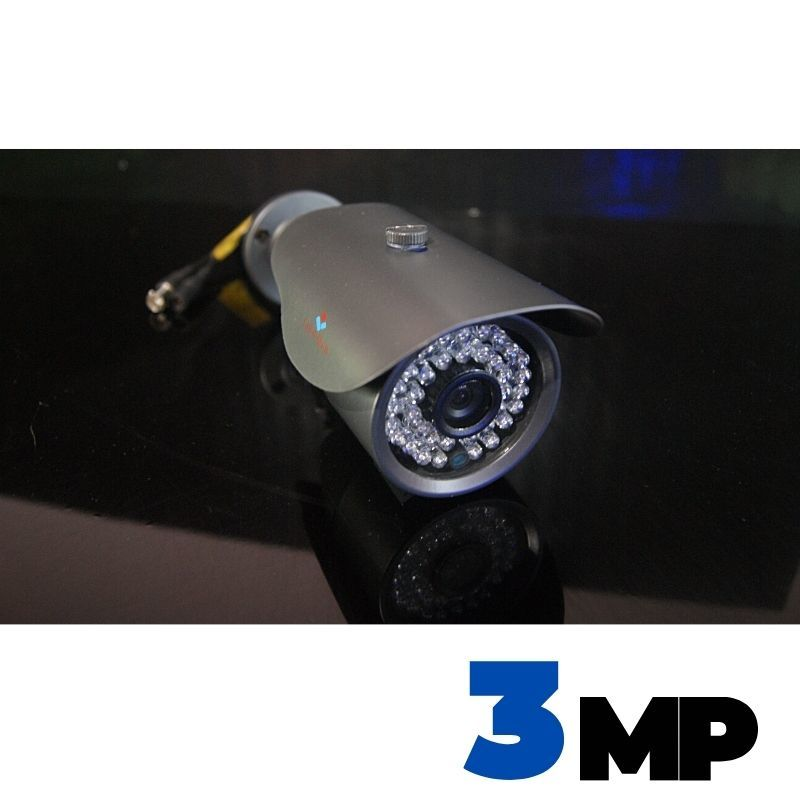 Камеры наблюдения уличные 3 Мп описание цена
