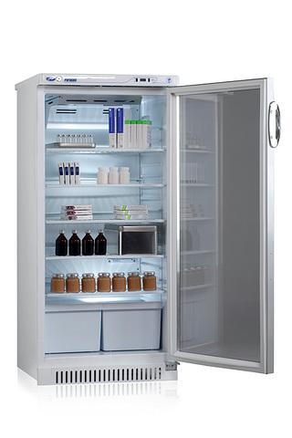 Холодильник фармацевтический ХФ-250-3 «POZIS» дверь стекло - фото