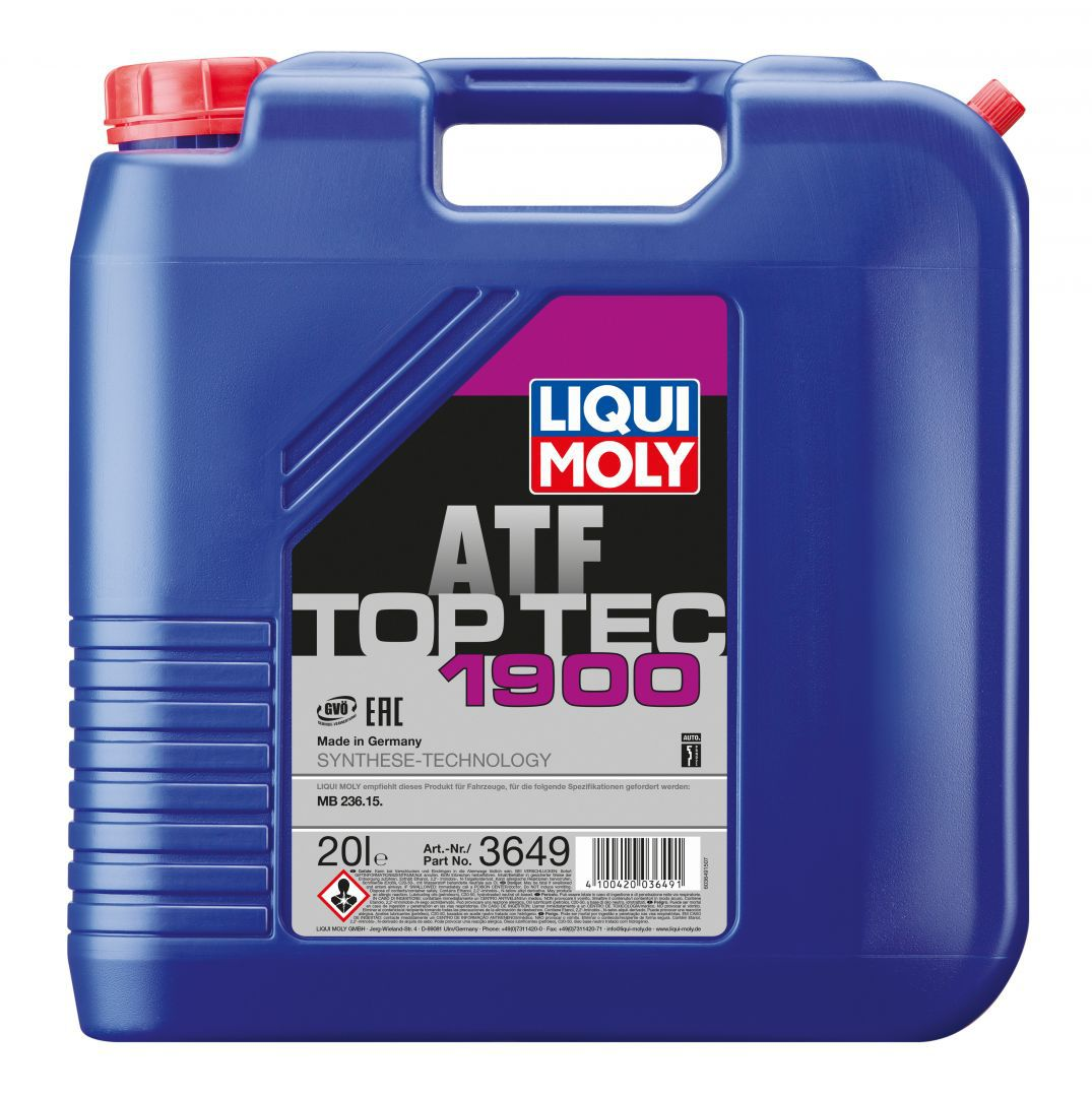 Liqui Moly Top Tec ATF 1900 Трансмиссионное масло для АКПП