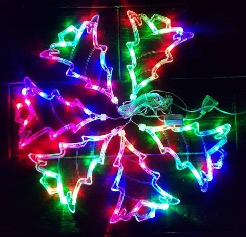 Гирлянда елки LED