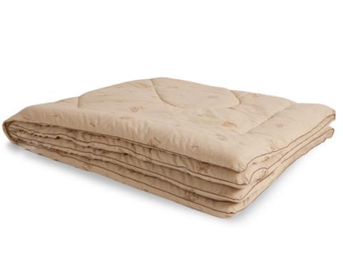 Одеяло теплое из овечьей шерсти Полли 140x205