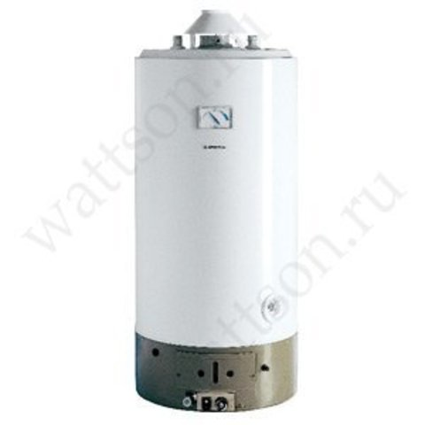 Водонагреватель газовый Ariston SGA 120 л напольный