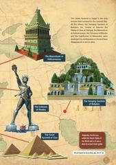 The 7 Wonders of the Ancient World. Уровень В1+/В2 (9-11 класс) Книга для чтения с доступом к интерактивному приложению