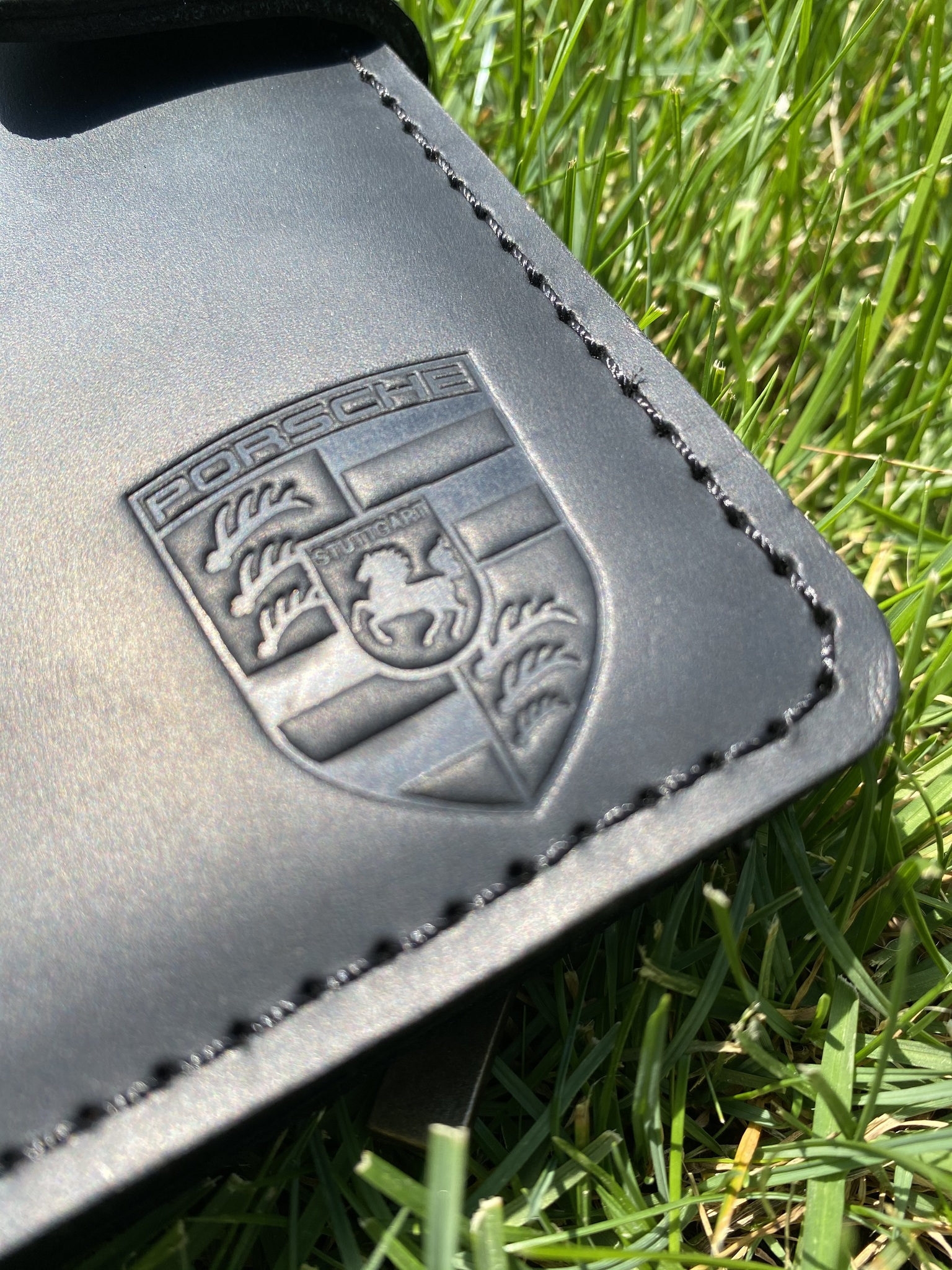 Портмоне Porsche для автодокументов и паспорта