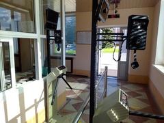 Система алкотестирования Скуд-Алко с турникетом.