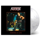 Accept / Staying A Life (Coloured Vinyl)(2LP)