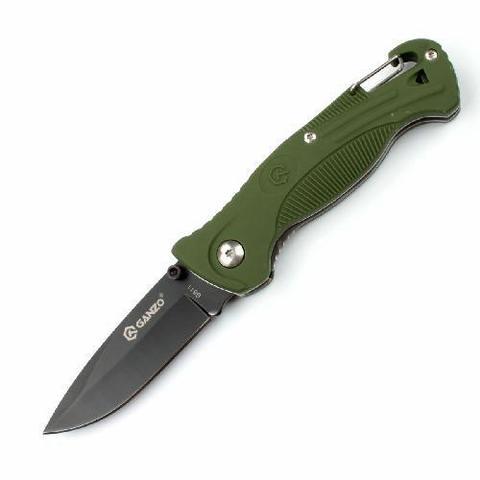 Складной нож Ganzo G611 зеленый