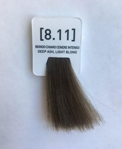 INCOLOR Интенсивно-пепельный светлый блондин [8.11] 100 мл