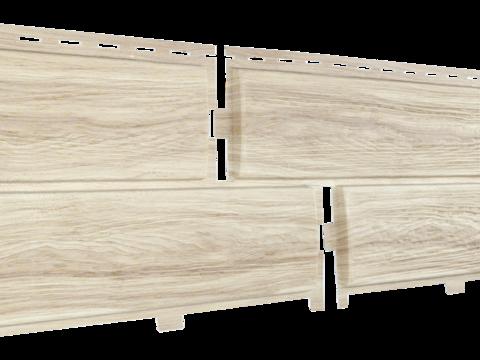 Сайдинг Хокла лиственница Светлая 2000х250 мм