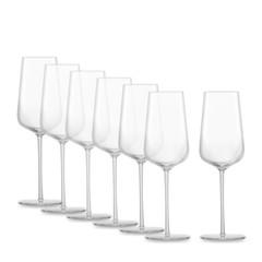 Набор фужеров для шампанского 348 мл, 6 шт, Vervino, фото 1