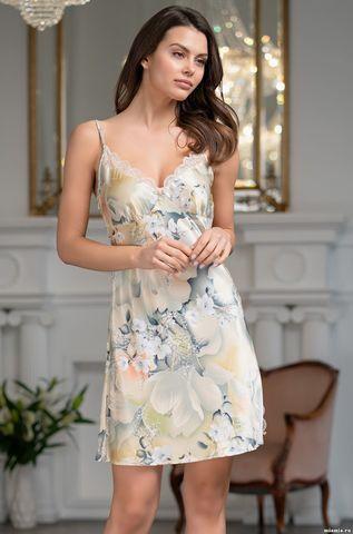 Короткая сорочка из шелка Mia Amore Лучиана (70% нат.шелк)