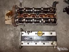 Головка блока цилиндров X20XEV Opel Omega B, Опель Омега Б