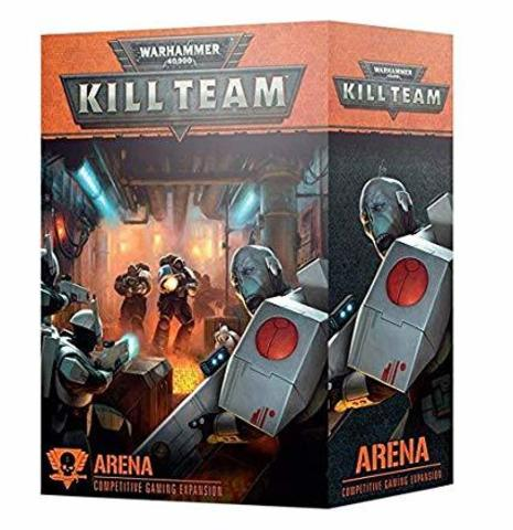 WARHAMMER 40000: KILL TEAM ARENA