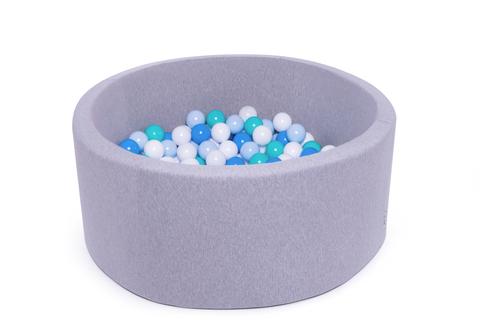 Сухой бассейн Anlipool 100/40см комплект №39 Blue set