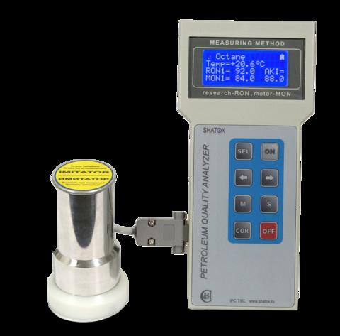 Анализатор нефтепродуктов октанометр SX-250