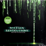 Soundtrack / The Matrix Revolutions (Coloured Vinyl)(2LP)