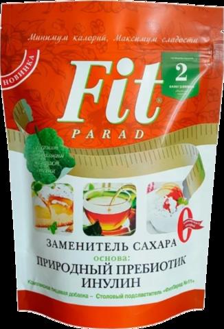Fit Parad сахарозаменитель №11 с пребиотиком порошок, 150 г