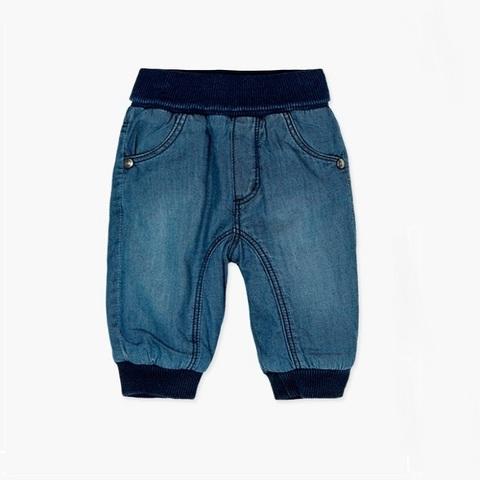 Брюки Boboli детские джинсовые Синие