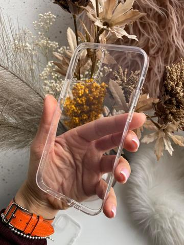 Чехол iPhone 12 Pro Max /6,7''/ Usams Simple Series /transparent/