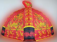 Надувная палатка с декором