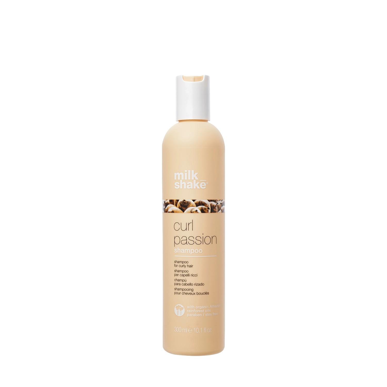 Шампунь для вьющихся и химически завитых волос / Milk Shake curl passion 300 мл