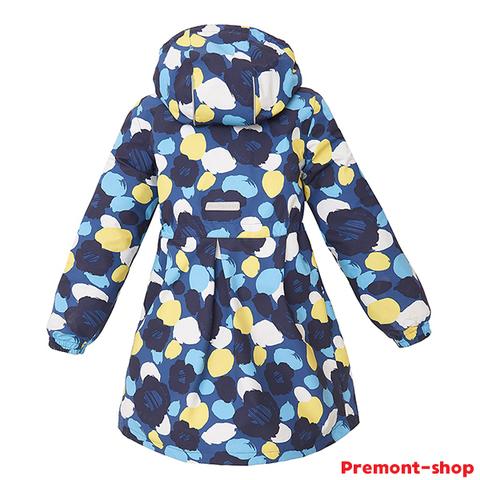 Детский плащ Premont Огни Торонто SP71631 Blue