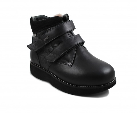 Диабетические ботинки для женщин, зимние арт.251001