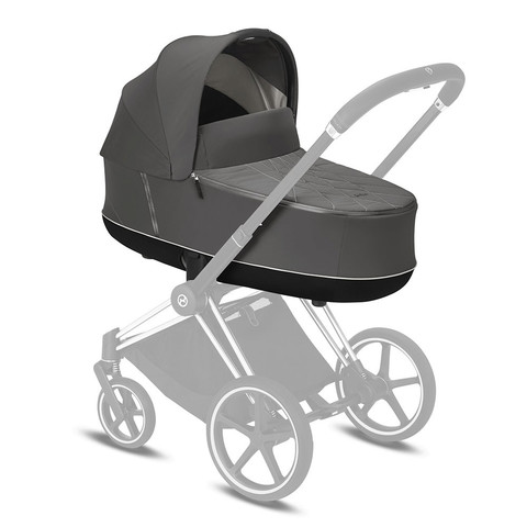 Спальный блок Cybex Lux Carrycot  Priam III Soho Grey