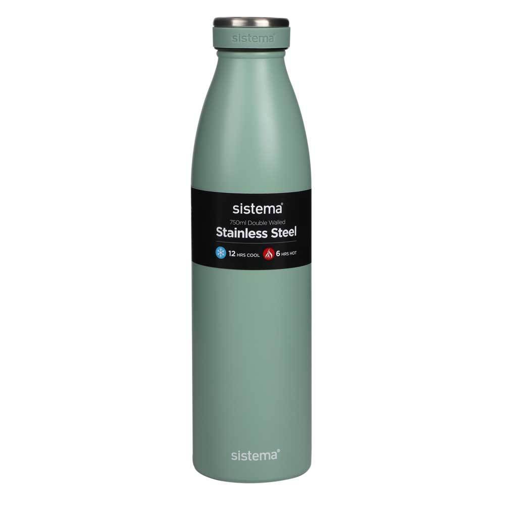 """Термобутылка Sistema """"Hydrate"""" 750 мл, цвет Мятный"""