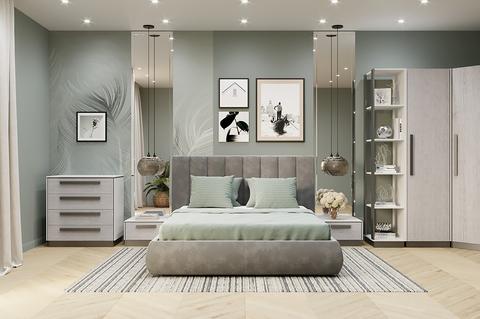 Модульная система для спальни НЕГА