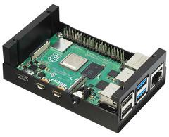 Корпус для Raspberry Pi 4 (LT-4B01)