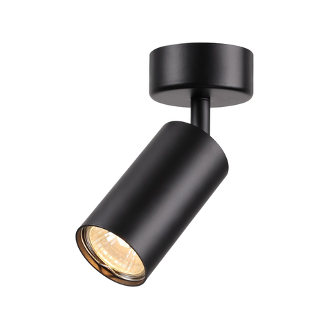 Точечный светильник Altalusse INL-7012D-01  Black