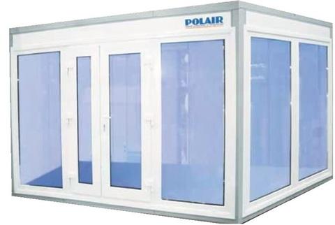 фото 1 Холодильная камера для цветов POLAIR КХН-6,61 1960х1960х2200 на profcook.ru