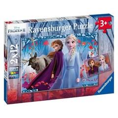 Puzzle DFZ Reise ins Ungewisse 2x12 pcs
