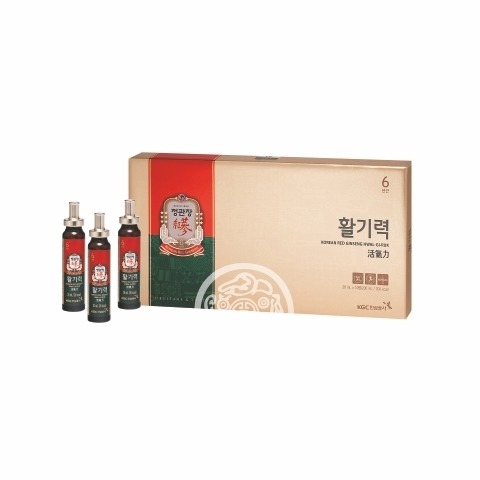 Напиток тонизирующий из красного женьшеня 20мл*10бут Ginseng Корея