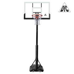 Баскетбольная мобильная стойка DFC STAND52P 132x80cm поликарбонат (два короба)