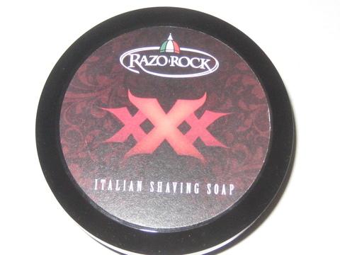 Мыло для бритья RazoRock XXX 150 мл