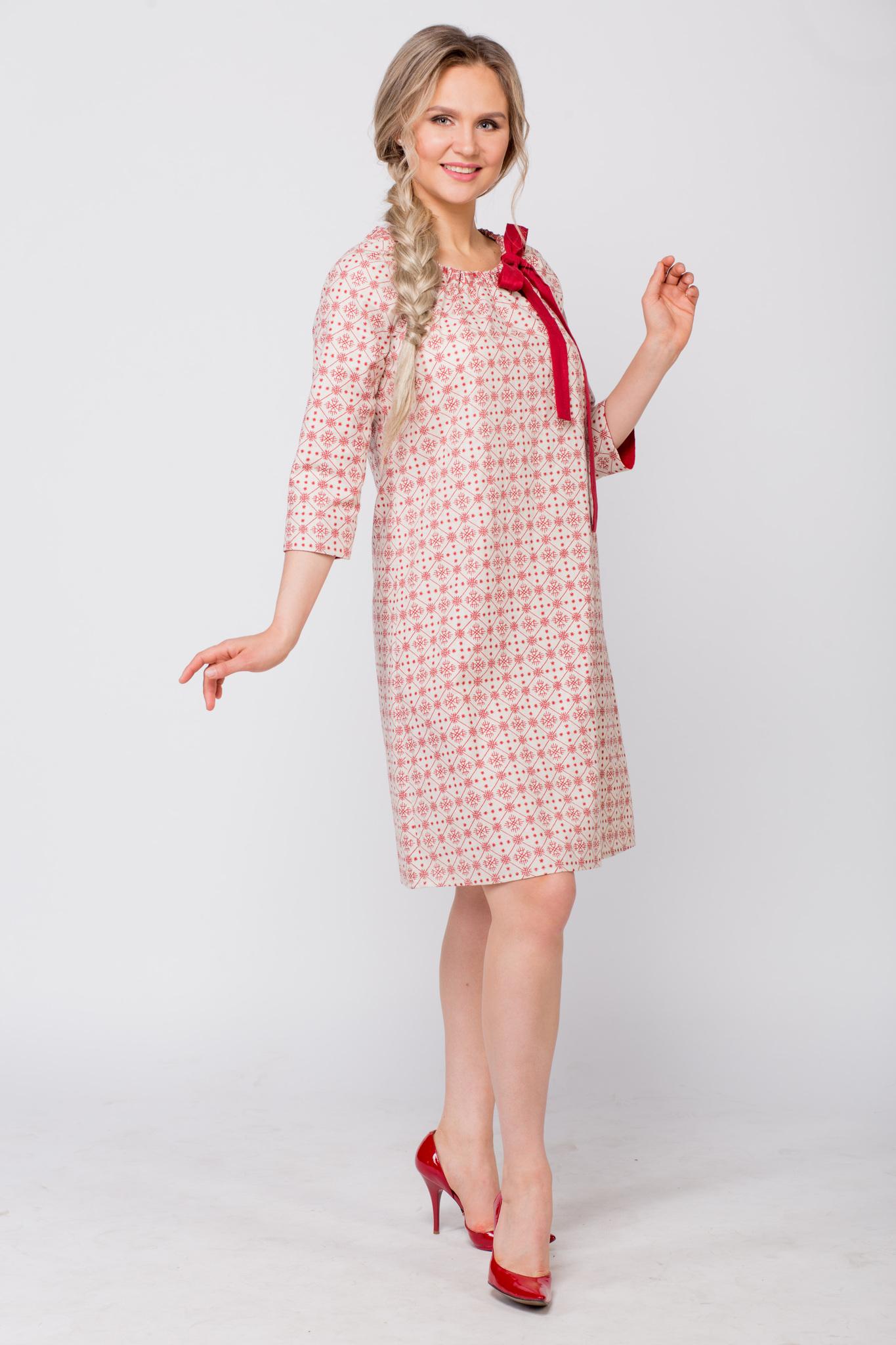 Платье льняное Очарование купить