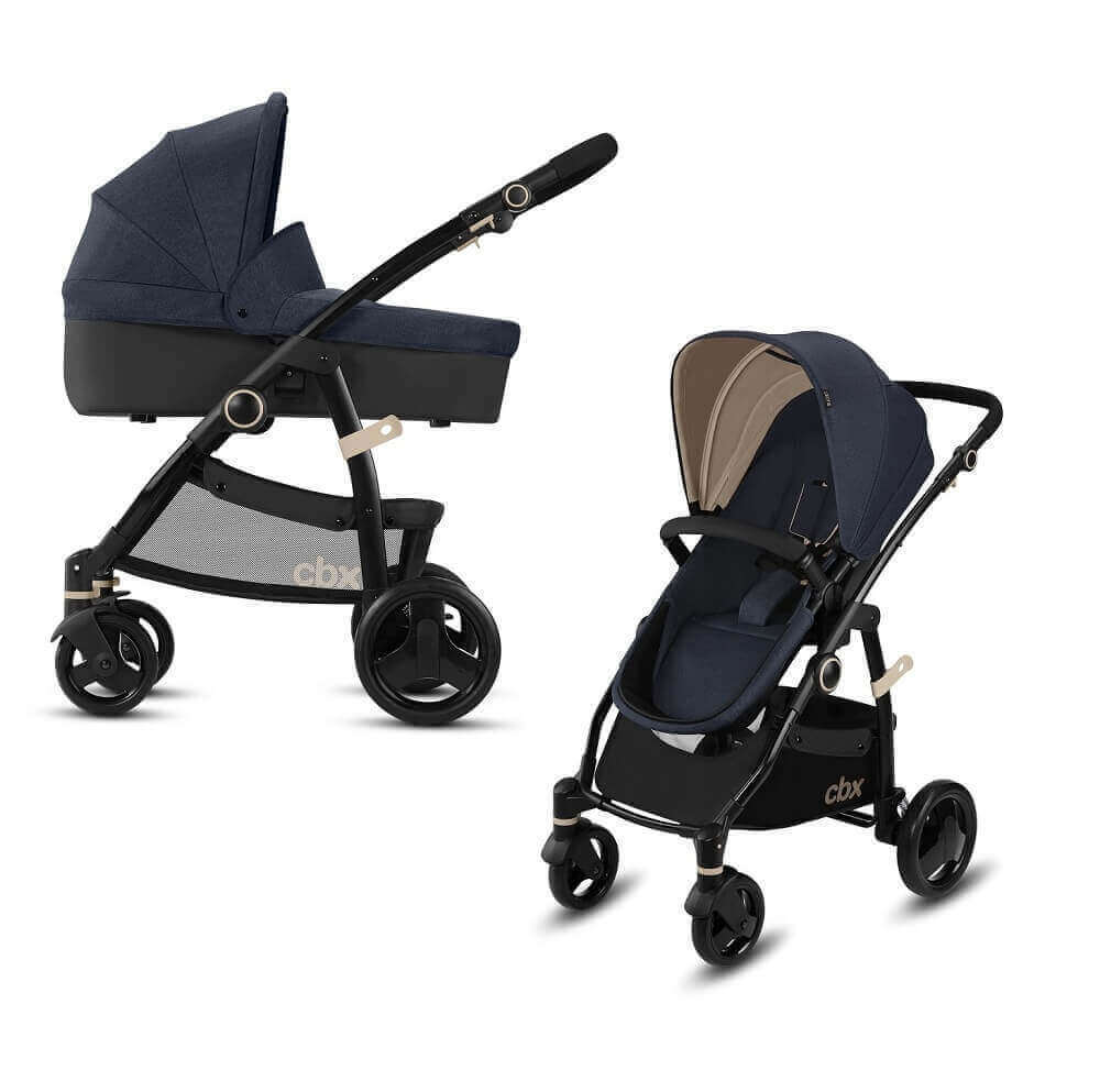 CBX by Cybex Leotie Pure 2 в 1 Детская коляска 2 в 1 CBX by Cybex Leotie Pure Jeansy Blue CBX_18_y090_LEOTIE_PURE_BLUE_WITHCARRYCOT_0335_DERV_HQ_-_копия.jpg