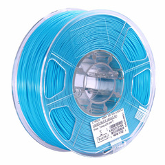 Фотография — ESUN ABS+ 1.75 мм, 1 кг, голубой