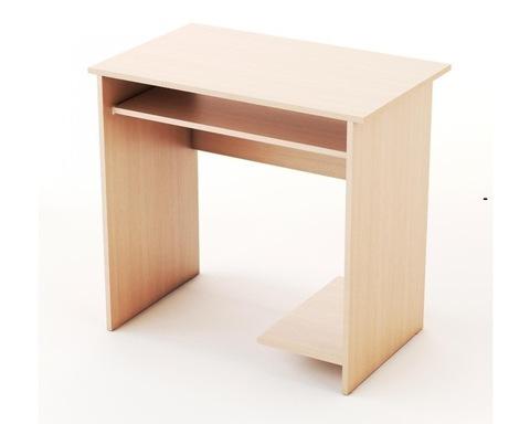 Стол письменный СК-07 дуб беленый