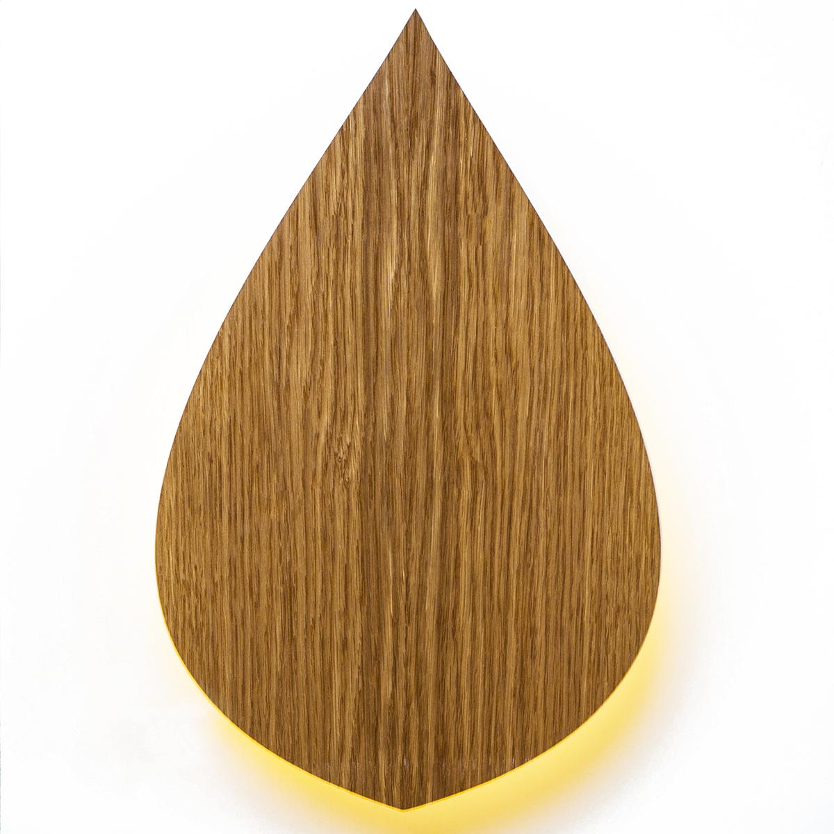 Настенный светильник VITA Leaf - вид 1
