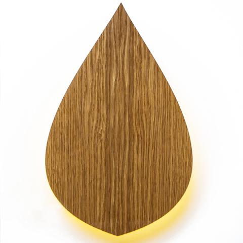 Настенный светильник VITA Leaf