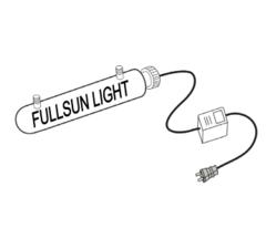 Стерилизатор воды CUV29W (Foshan Full Sun), Аквабосс