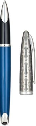 Ручка-роллер Carene Contemporary , цвет: Blue CT Obssesion123