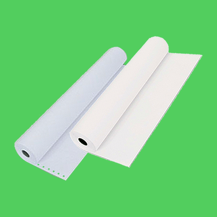 Бумага ЛПУ 210х70х18 в рулоне, с  перф.