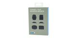 Набор плоских и изогнутых клеящихся платформ GoPro Flat + Curved Adhesive Mounts (AACFT-001) упаковка