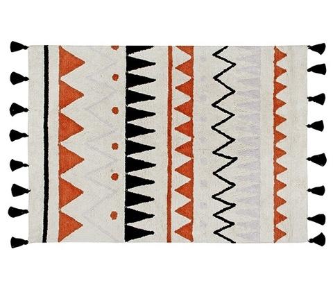 Ковер Ацтекский Azteca Natura (терракотовый) 140*200