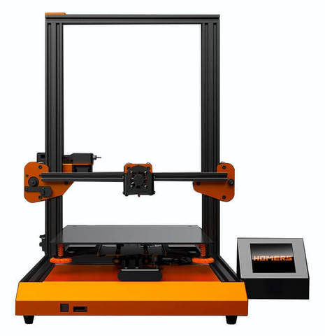 3D-принтер TEVO Nereus 2020